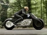 不会摔倒的摩托 宝马发布未来概念摩托