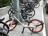 摩拜单车小体验 3公里内临时代步就选它