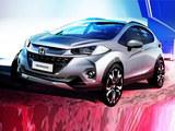 本田WR-V效果图 定位小型SUV将11月发布