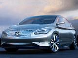英菲尼迪或推首款电动车 主销中国市场