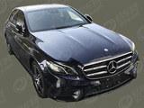 国产奔驰E级标轴版曝光 或广州车展亮相