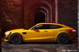 梅赛德斯-AMG GT四门版本曝光 溜背造型