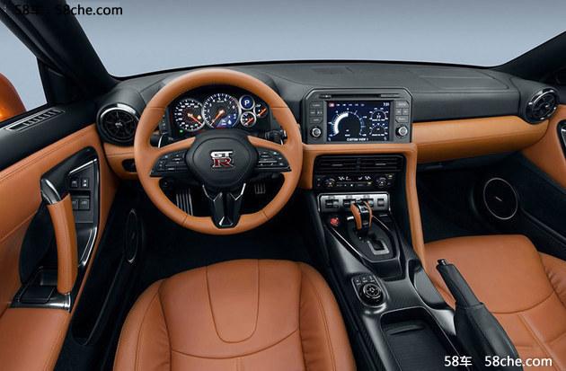 新款日产GT-R将广州车展上市 动力提升