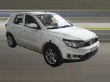 一汽吉林新SUV测试谍照 定位高于森雅R7