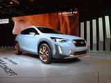 斯巴鲁公布广州车展阵容 新XV概念车等