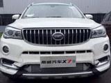 SWM斯威汽车X7 1.5T或12月5日上市 动力多选