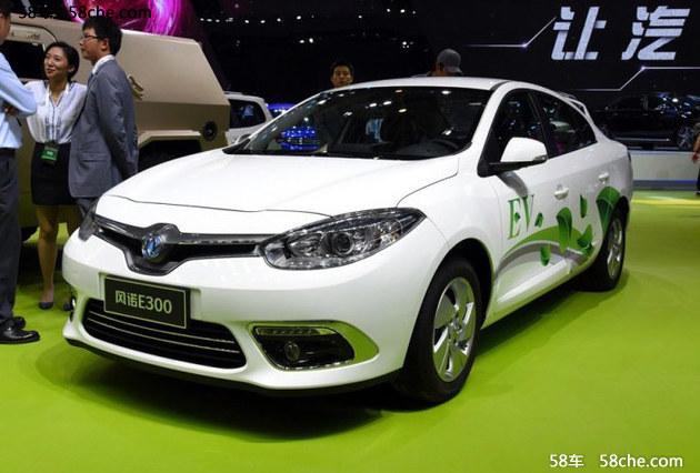 东风雷诺新车计划 含MPV 纯电动轿车等高清图片