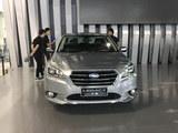 2016广州车展探馆 斯巴鲁新力狮现展台