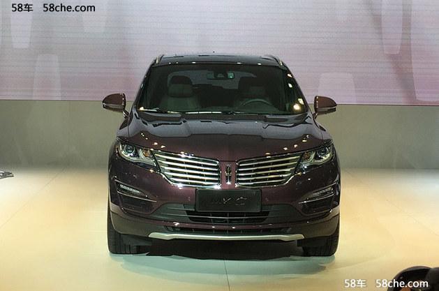 2016广州车展 林肯新款MKC售29.88万起