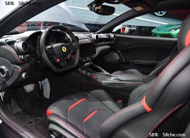 2016广州车展 法拉利GTC4Lusso T上市