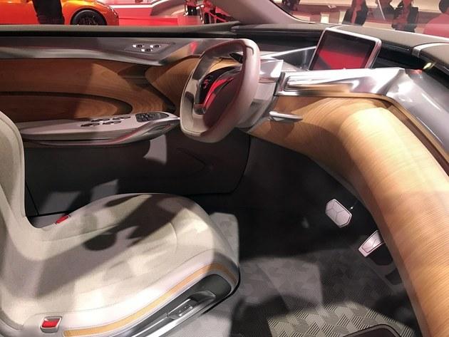 2016广州车展 日产Terra概念车正式亮相