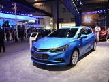 2016广州车展 国产新科鲁兹两厢版首发
