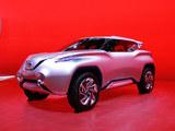 2016广州车展 日产SUV-TERRA概念车实拍