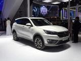 2016广州车展 汉腾汽车X5正式首发亮相