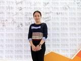 2016广州车展 专访广汽传祺第一店胡慧