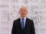 2016广州车展 访祥烜城店总经理吴庭章
