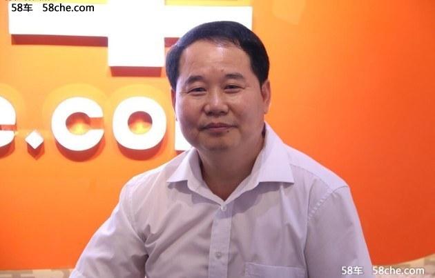 2016广州车展 专访起亚新宏盛程中发