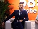 2016广州车展 访东标广深销售总监柴智
