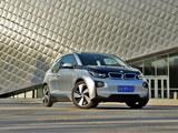试驾BMW i3电动豪华型 未来科技下的大玩具