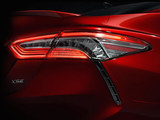 新一代凯美瑞预告图 2017北美车展首发