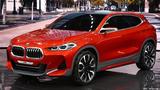 2018年上市 宝马X2将与概念车保持一致