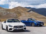 奔驰全新SL最快2020年推出 或成4座布局