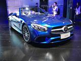 奔驰新款SL 400正式上市 售109.80万元