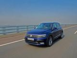 试驾进口大众全新Tiguan 换代后的全面升级