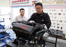 探访 230THP发动机 组装