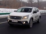 挑战冰雪 启辰T70X-SUV冬季试驾体验