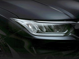 配LED大灯 本田发布改款锋范车型预告图