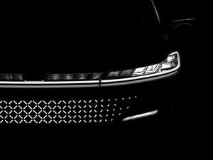 乐视首款量产车预告图曝光 1月3日首发