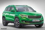 斯柯达将于2017年推出多款新车 日内瓦亮相