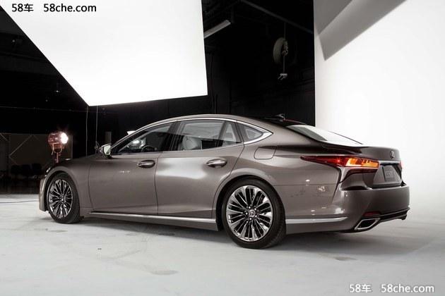 2017北美车展 雷克萨斯全新LS正式发布