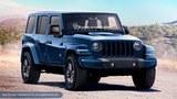 全新牧马人将于11月发布 将推衍生车型