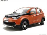 北汽新能源EC180今日上市 推出两款车型