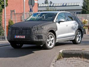 大众全新途锐将搭载VR6发动机 欧洲专供