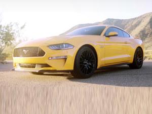 福特新款Mustang官图曝光 外观小幅调整
