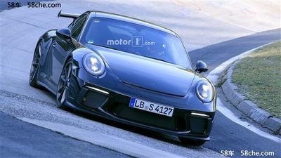 3月将于日内瓦首发 新款保时捷911 GT3