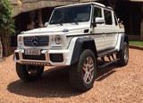 迈巴赫G 650 Landaulet日内瓦车展发布