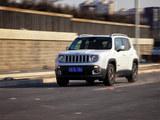 动力系统升级 试驾Jeep自由侠 1.4T版