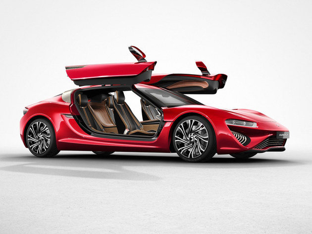 奥迪RS Q8领衔 日内瓦车展概念车抢先看