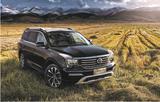 广汽传祺GS8跻身中大型SUV细分市场三强