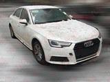 奥迪全新A4L 1.4T车型有望第3季度上市