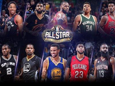 2017NBA全明星赛开战 篮球巨星座驾盘点