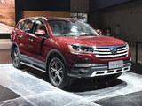 力帆全新X80将3月28日上市 7座中型SUV