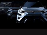 双龙XAVL概念车预告图 日内瓦车展亮相