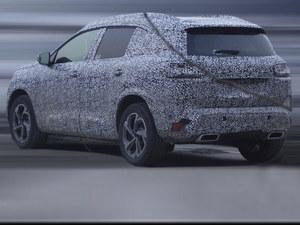 雪铁龙全新SUV最新谍照 将有望年内亮相