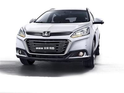 新款优6 SUV官图 1.6T动力/4月9日上市
