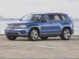 一汽-大众SUV将2018年上市 第八大品牌